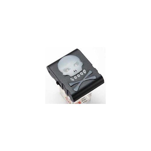 Cherub ST-711 Skull Tuner Stimmgerät für Gitarre/Bass