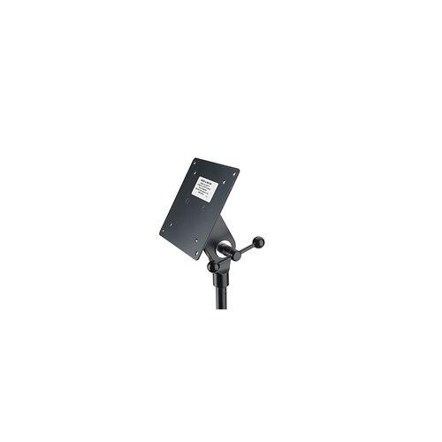 K&M 19685 Adapter für Bildschirme schwarz