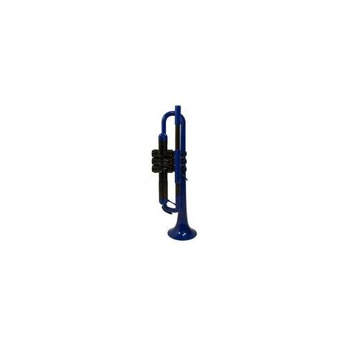 pTrumpet B Trompete blau Kunststoff