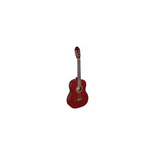 Stagg C-440 M RED 4/4 Klassik-Gitarre - Red