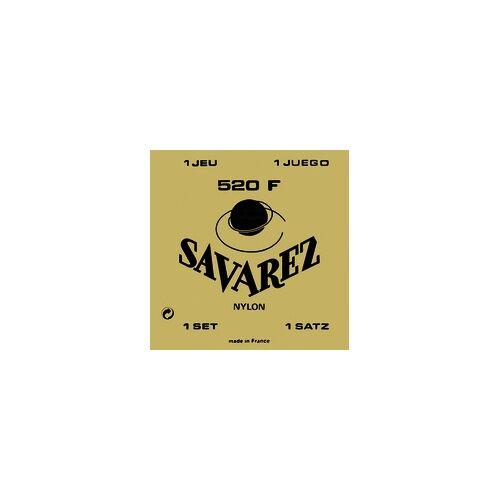Savarez 520 F Standard Tension Konzertgitarrensaiten