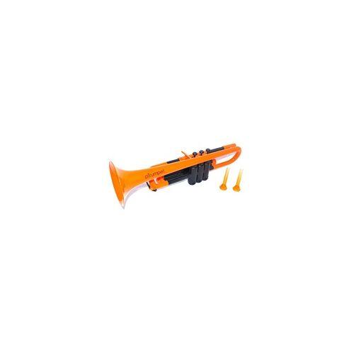 pTrumpet B Trompete orange Kunststoff