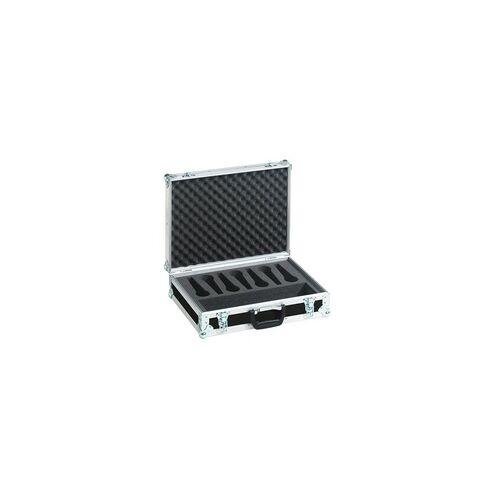 Roadinger Mikrofon Road-Case Für 7 Mikrofone