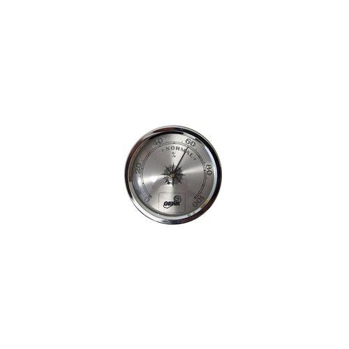 Gewa Hygrometer silber 45 mm Durchmesser