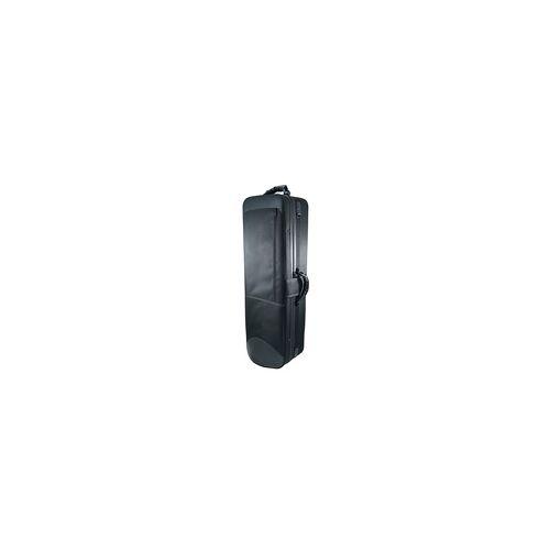 MTP Posaunen Etui Deluxe schwarz mit Rucksackgarnitur