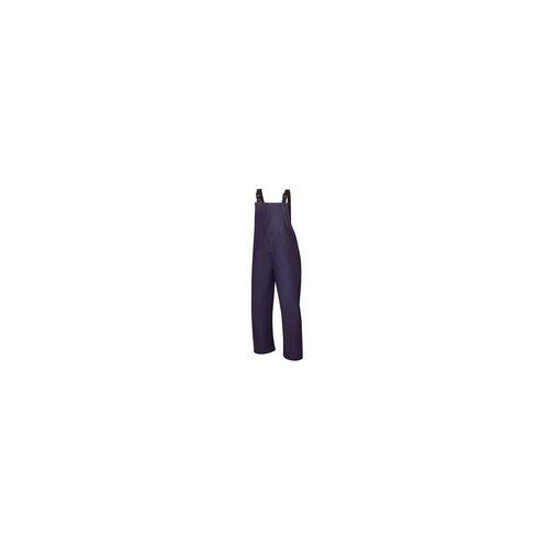Texxor PU-Regenbekleidung Latzhose »KEITUM« Größe L blau, teXXor