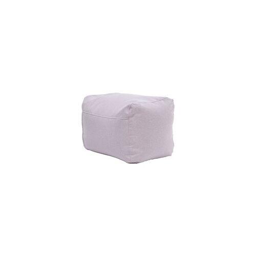SMV Sitzsack »B!stool« mit Teflonbeschichtung für Innenbereich pink, SMV, 65x48x48 cm