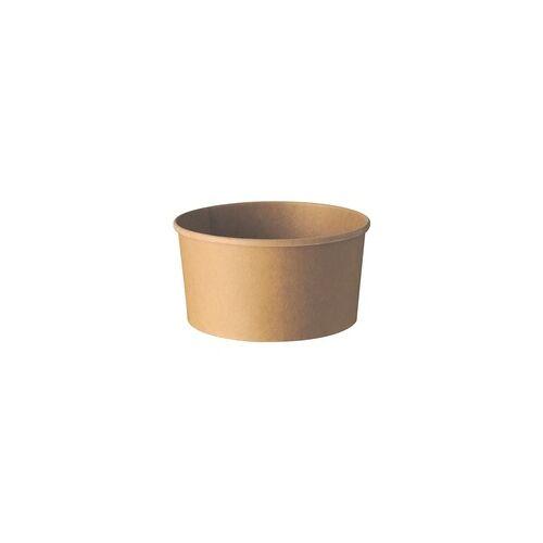 Papstar Einweg-Salatschalen »pure« 1000 ml, 50 Stück, Papstar, 7.5 cm