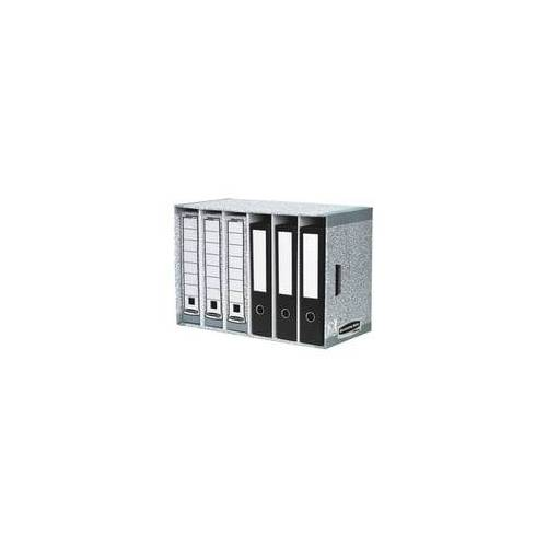 Bankers Box System Ordner-Manager grau, Bankers Box System, 58x40x29 cm