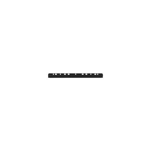 EXPRO Klemmschienen »G-Clip« 25 Stück schwarz, Expro