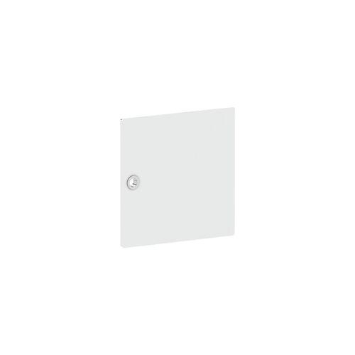 Viasit Tür für Regal »System 4« schmal weiß, viasit, 37.5x37.5x1.5 cm