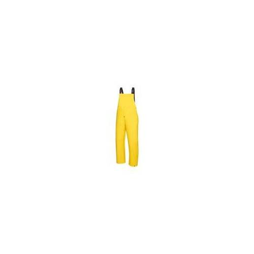 Texxor PU-Regenbekleidung Latzhose »KEITUM« Größe L gelb, teXXor