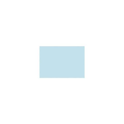 Brunnen Karteikarten A7 quer, blanko blau, Brunnen, 10.5x7.4 cm