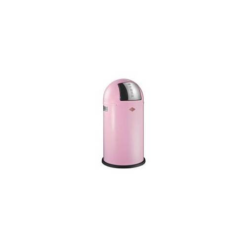 WESCO Mülleimer »Pushboy« 50 L pink, WESCO, 77.5 cm