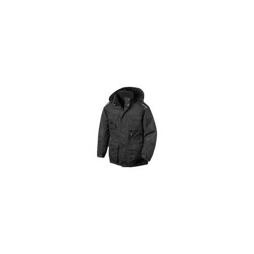 Texxor Winter-Funktionsjacke »BOSTON« Größe L schwarz, teXXor