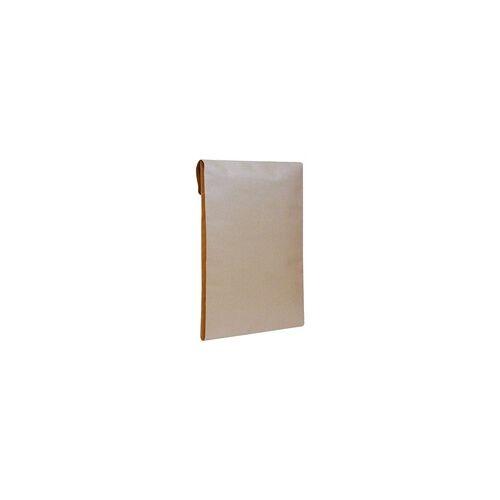 MAILmedia Faltentaschen mit Keil-/Spitzboden braun, Mailmedia, 35.3x25 cm