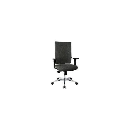 OTTO Office Bürostuhl »Premium« mit Armlehnen grau, OTTO Office Premium