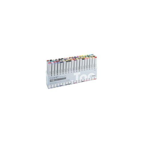 COPIC Sketch 72er-Set COPIC® Sketch D Layoutmarker, COPIC Sketch