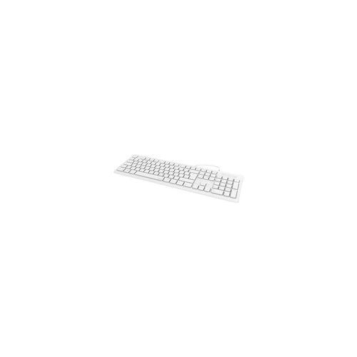 Hama Kabelgebundene Tastatur »KC-200« weiß, Hama