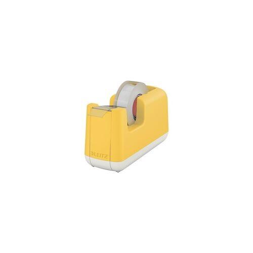 Leitz Tischabroller »Cosy« inkl. Klebebandrolle gelb, Leitz, 5.6x7.5 cm
