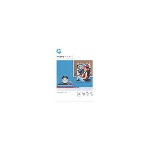 HP Fotopapier »HP everyday photo paper« weiß, HP