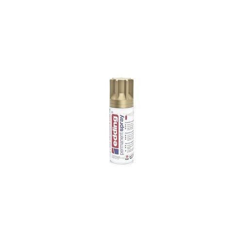 Edding Permanent Spray Premium Acryl-Farblack »5200« gold, Edding