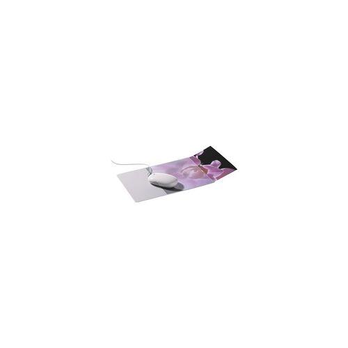 Durable Mousepad »Plus«/»Velours« transparent, Durable, 30x0.25x20 cm