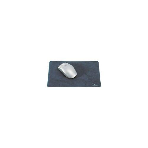 Durable Mousepad »Velours« blau, Durable, 30x0.2x20 cm