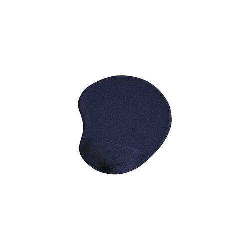 Hama Mousepad »Ergonomic« blau, Hama, 21.5x2x25.5 cm