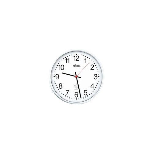 Peweta Uhren Funk-Wanduhr 51.130.311 Ø 30 cm, Peweta Uhren