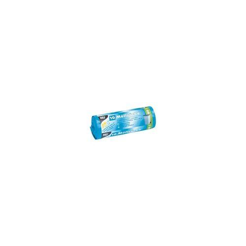 Papstar 10 Schwerlast-Müllsäcke 60 L blau blau, Papstar, 60x85 cm