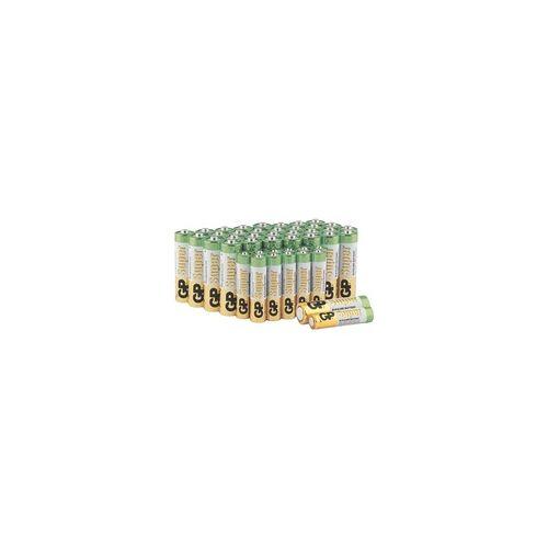 GP 44er-Pack Batterien »Super Alkaline« 32x Mignon / AA / LR06, 12x Micro / AAA / L, GP Batteries