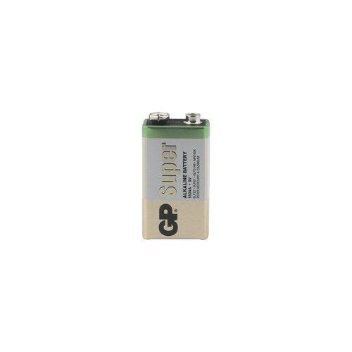 GP 9 V Batterie-Block »Super Alkaline«, GP Batteries