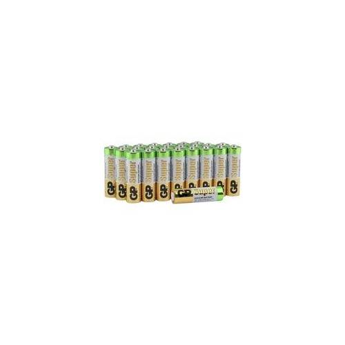 GP 24er-Pack Batterien »Super Alkaline« Mignon / AA / LR06, GP Batteries
