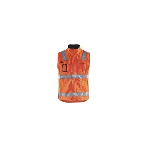 Blakläder Warnschutz-Weste »8505« Größe L orange, Blakläder