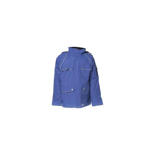 Planam Winterparka »CANVAS 320« Größe L blau, Planam