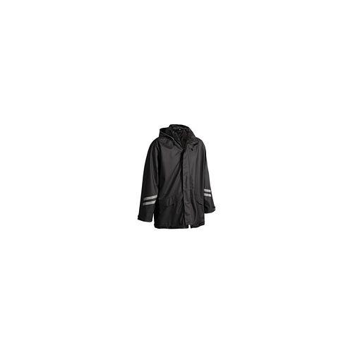 Blakläder Regenjacke lang »4301« Größe XL schwarz, Blakläder