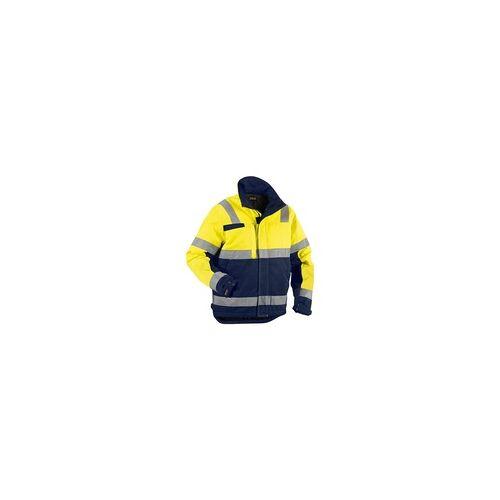 Blakläder Winterjacke HIGH-VIS Kl. 3 »4862« Größe L gelb, Blakläder