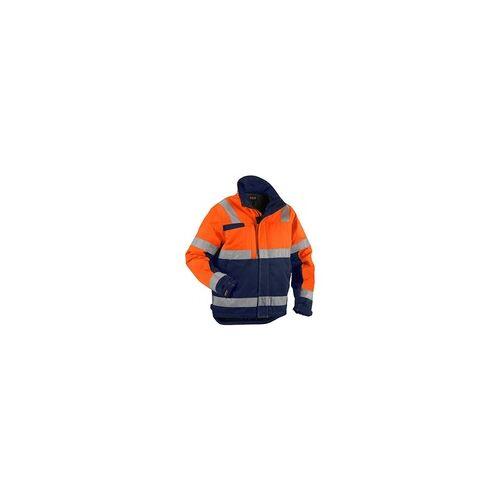 Blakläder Winterjacke HIGH-VIS Kl. 3 »4862« Größe L orange, Blakläder