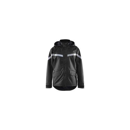 Blakläder Regenjacke »4305« Größe L schwarz, Blakläder