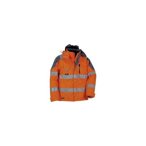 COFRA Warnschutz Thermo-Winterjacke »RESCUE« Größe 50 orange, Cofra