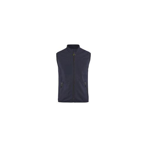 Blakläder Softshell-Weste »3850« Größe XL blau, Blakläder