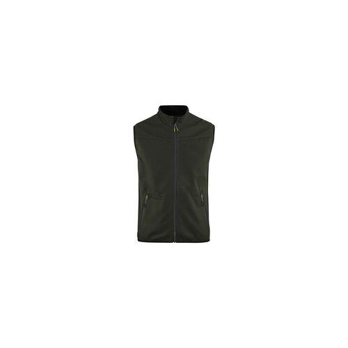 Blakläder Softshell-Weste »3850« Größe XL grün, Blakläder