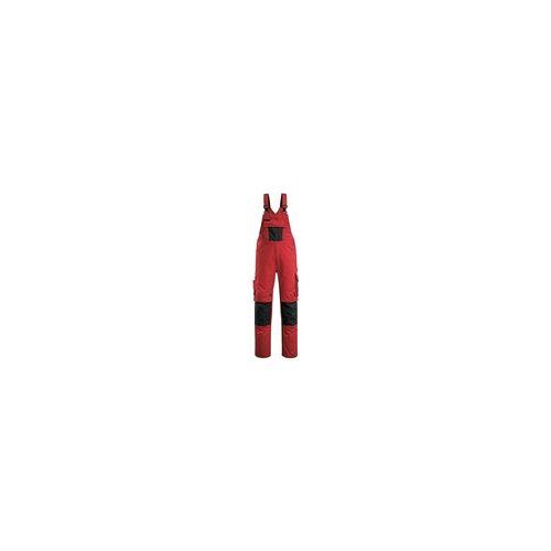 Mascot Latzhose »AUGSBURG« Größe 50 rot, Mascot