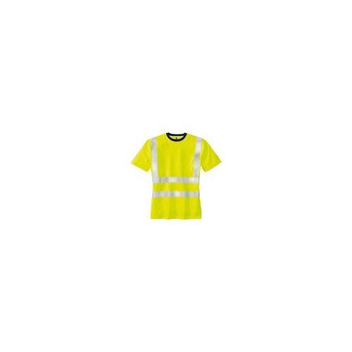 Texxor Warnschutz-T-Shirt »HOOGE« Größe L gelb, teXXor