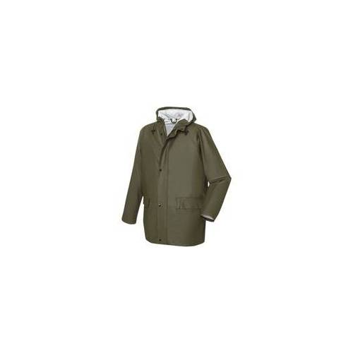 Texxor PU-Regenjacke »LIST« Größe XL grün, teXXor