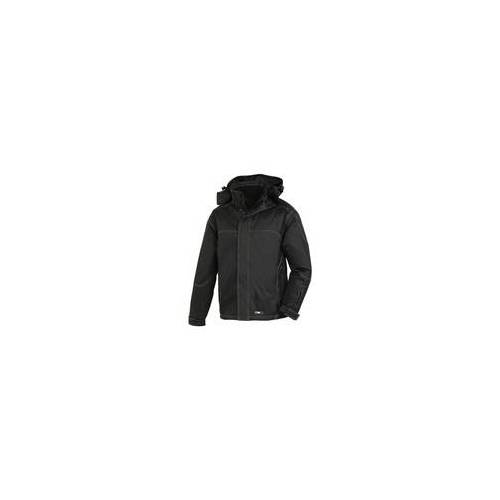 Texxor Winter-Arbeitsjacke »ASPEN« Größe L schwarz, teXXor