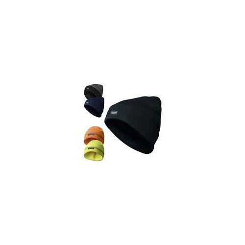 Thinsulate Winter Mütze Polyester »Thinsulate®« schwarz, Thinsulate