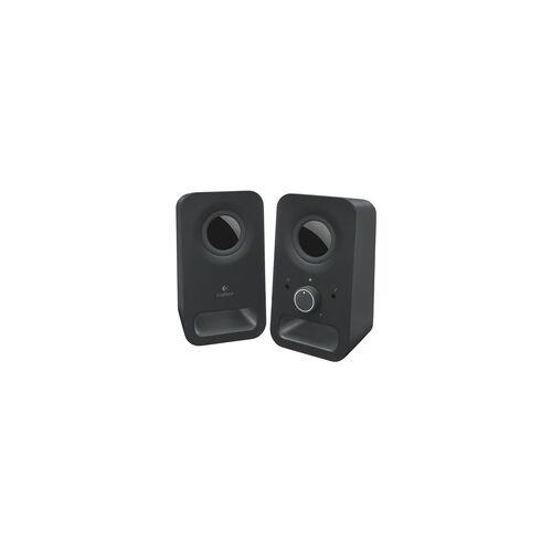 Logitech Notebook-Lautsprecher »Z150« schwarz, Logitech