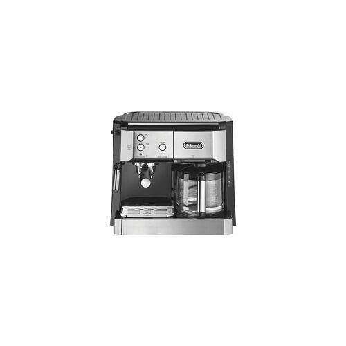 DeLonghi Kombi-Kaffeemaschine »BCO 421.S«, De Longhi, 37x32.5x30.5 cm